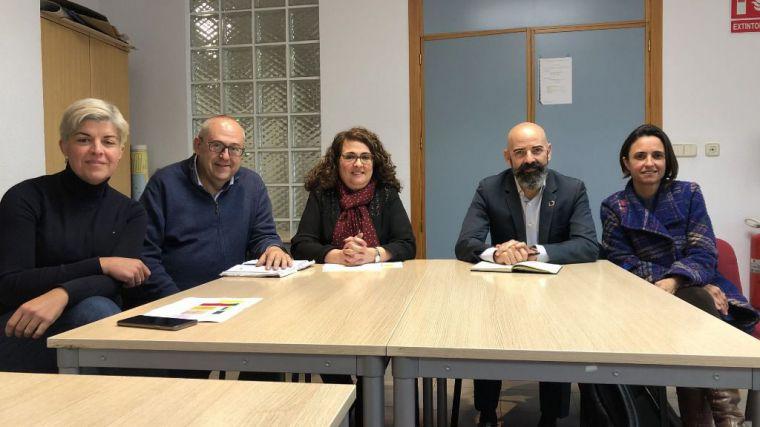 El Colegio Azaraque expone sus peticiones sobre actividades