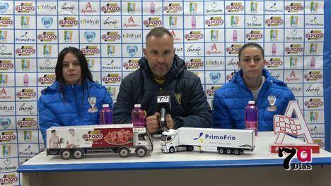 VÍDEO El Alhama CF ElPozo viaja a Córdoba a por los tres puntos