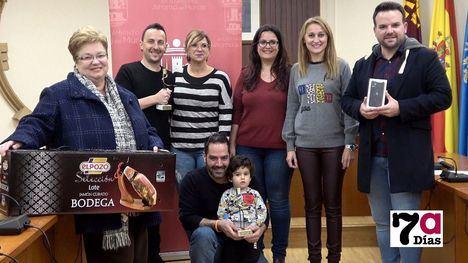 V/F El Alhama de Tapas, Cócteles y Dulces reparte sus premios