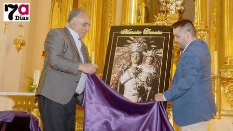 Imagen de la presentación del primer número de la revista Murcia Devota en San Lázaro el pasado septiembre.