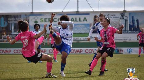 Amargo empate del Alhama CF ElPozo en Pozoblanco (2-2)