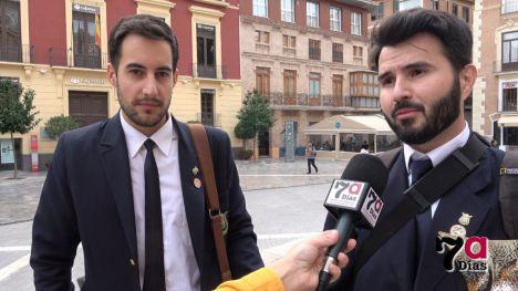 VÍD. Primeras palabras tras ganar el XXIX Certamen Nacional