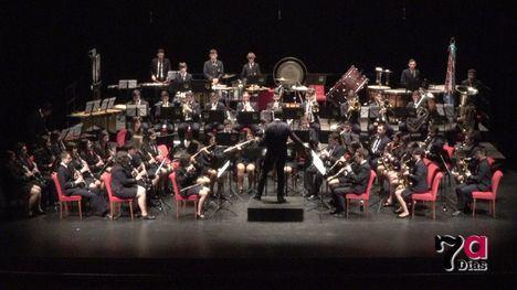VÍDEO Crónica de un hito para la Agrupación Musical de Alhama