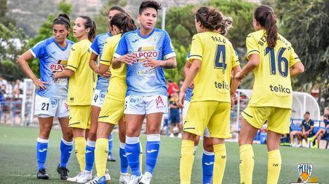La azulona Tere Sánchez ya se recupera de operación de rodilla