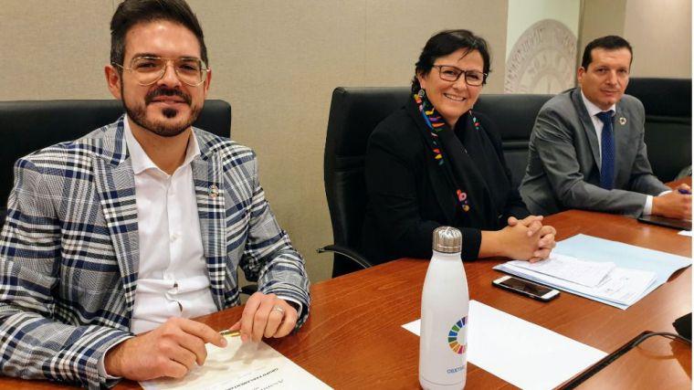 El PSOE exige al Gobierno regional que licite el Valle de Leiva