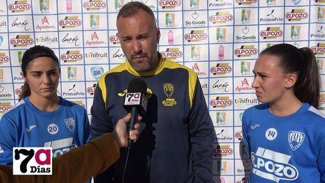 VÍDEO El Alhama CF ElPozo, concentrado en lograr el +3 en casa