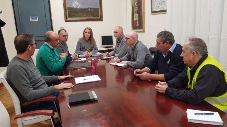 El Ayuntamiento coordina los servicios ante la alerta por lluvias