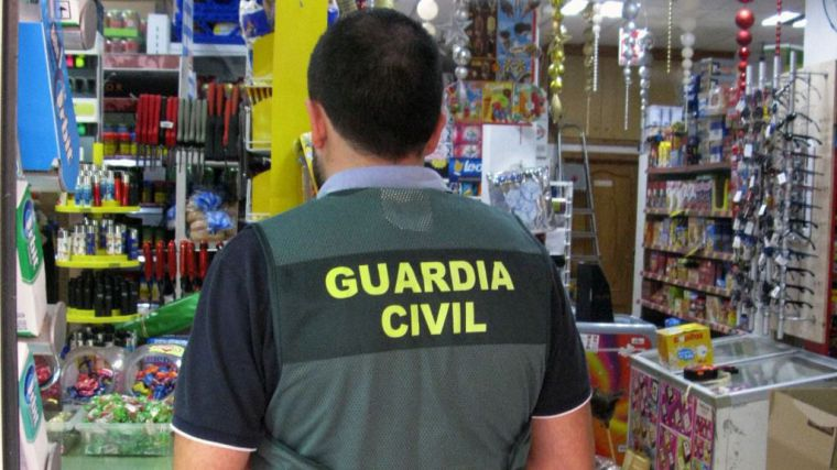 Detenido en Totana el 'escurridizo' atracador de un comercio