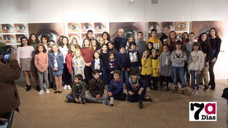 VÍDEO Pequeños grandes artistas exponen en El Pósito