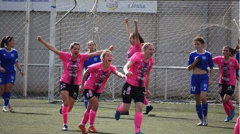 El Alhama CF ElPozo se marca una manita en Tenerife (1-5)