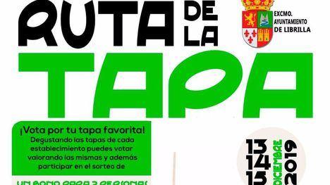 Librilla celebra este finde una nueva edición de la Ruta de la Tapa