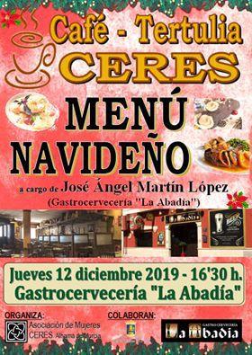 La irresistible propuesta navideña de La Abadía y Ceres