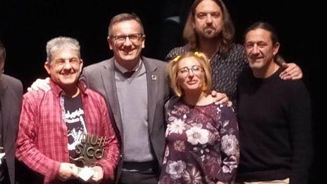 VÍDEO Malvariche triunfa en la III Gala de los Premios de la Música