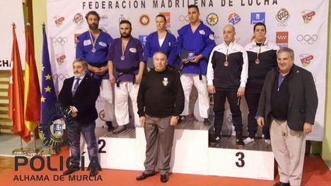 La Policía Local felicita a Sergio Martínez por su medalla de plata