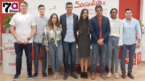 Juventudes Socialistas, sobre el V. de Leiva:
