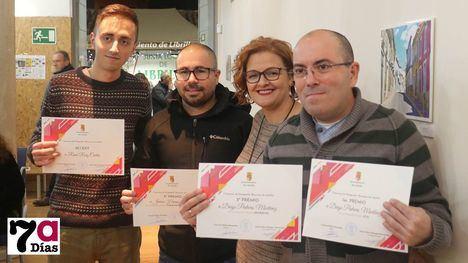 V/F Diego Pedrero copa el Premios Fotográfico 'Rincones de Librilla'