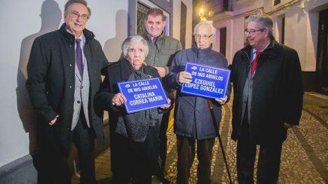 ElPozo homenajea a los mayores en la localidad de Jabugo