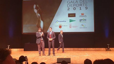 Alhama, presente en los 39º Premios al Mérito Deportivo