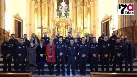 VÍDEO Alhama y la Policía Local celebran su Patrón San Lázaro