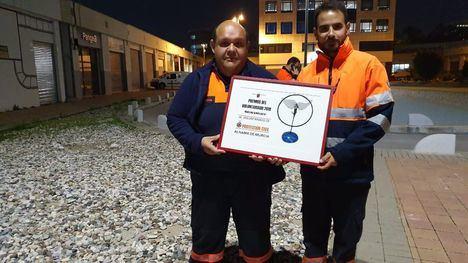 Protección Civil de Alhama recibe su Premio al Voluntariado