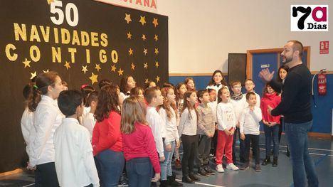 VÍDEO Magnífico recital de los niños del Coro del Príncipe de España
