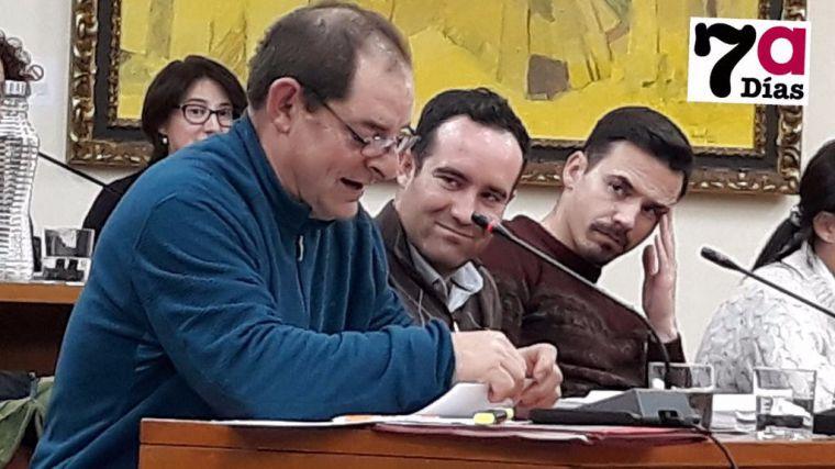 IU, sobre el pleno: 'Los concejales socialistas rezuman prepotencia'