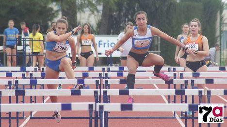 FOT. Atletas de toda la Región buscan mejorar sus marcas en Alhama