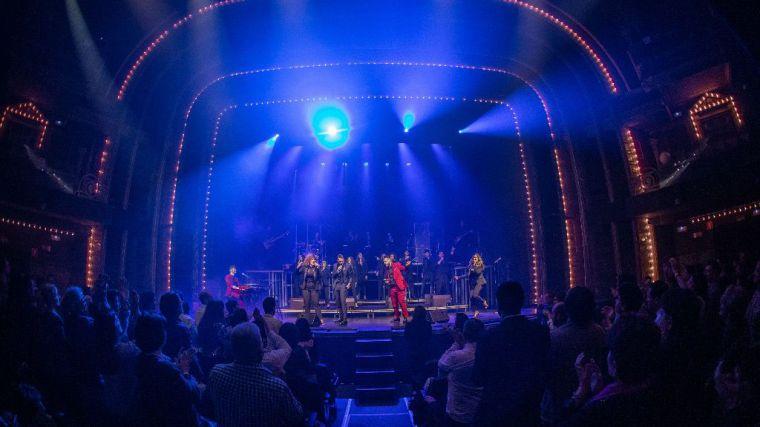 Imagen del espectáculo Joyful! que patrocina ElPozo.