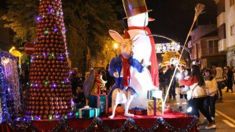 Cambios y cortes de tráfico por la Cabalgata de Reyes 2020