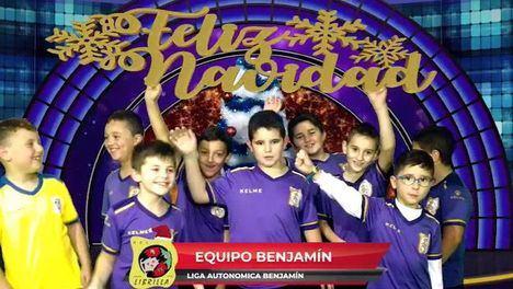 El Futsal de Librilla felicita las fiestas a los vecinos