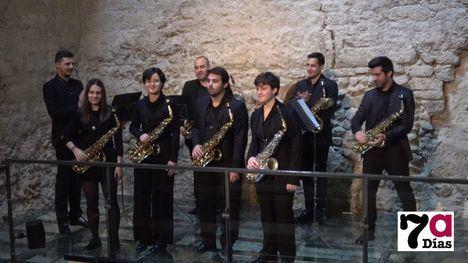 V/F Promedium Sax Quartet presenta 'Proyecto Bozza'