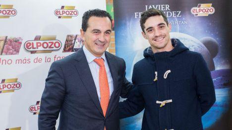 ElPozo acompaña a Javier Fernández en la gira 'Revolution on Ice'