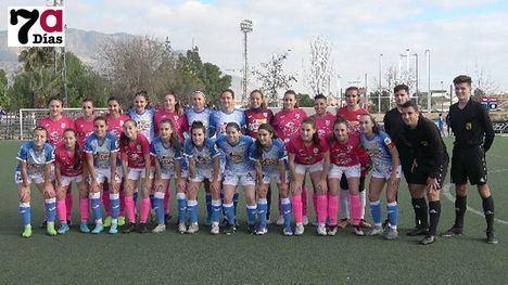 VÍDEO La solidaridad vence en el partido de las chicas del Alhama CF