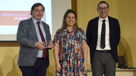 El Pozo Alimentación, premiada por la Universidad de Murcia