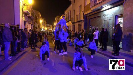 V/F La Cabalgata de Reyes llena de magia las calles de Alhama