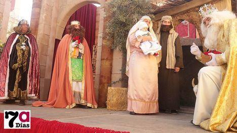 VÍD./FOT. El Auto de los Reyes Magos regresa a Librilla tras varios años