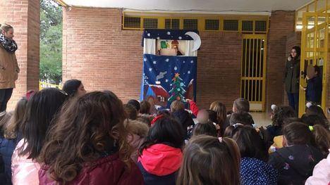 FOTOS Un total de 175 niños participa en la Escuela de Navidad