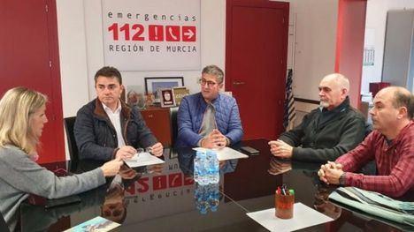 Alhama pide a la Región más coordinación con Protección Civil