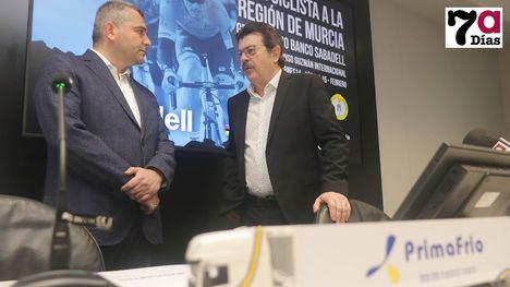 VÍDEO La Vuelta a Murcia contará con Valverde y Luis León