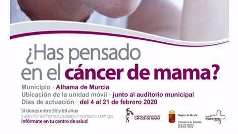 1.800 alhameñas, llamadas a prevenir el cáncer de mama