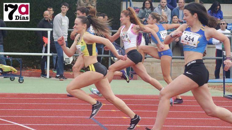 La pista de atletismo estrena el 2020 con dos pruebas regionales