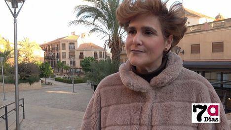 VÍD. Katia Díaz estrena 'Volviendo a casa con diabetes' en Alhama