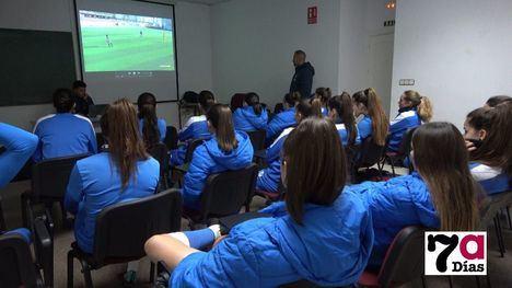 VÍDEO El Alhama CF inicia la segunda vuelta visitando al Villarreal
