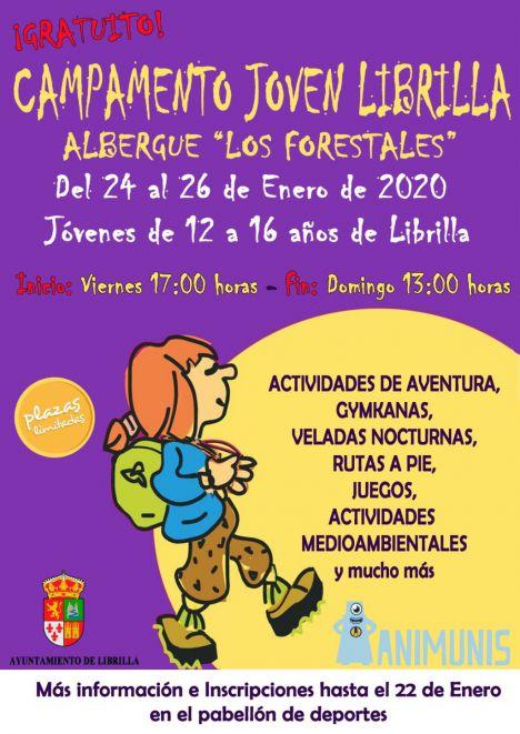 Librilla y Animunis organizan un finde aventurero juvenil