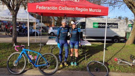 El alhameño Antonio López, 6º en el nacional de Ciclo Cross