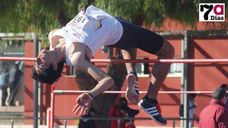 FOTOS Intensidad en la primera jornada de atletismo en Alhama