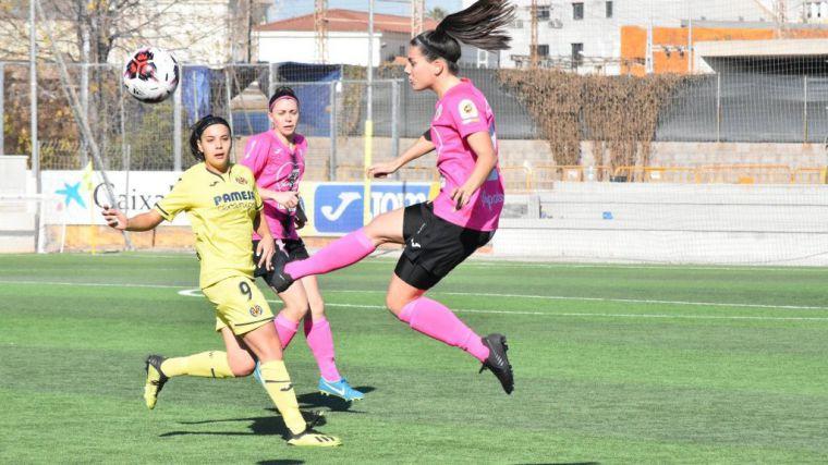 Nueva remontada del Villarreal CF ante el Alhama CF ElPozo (2-1)