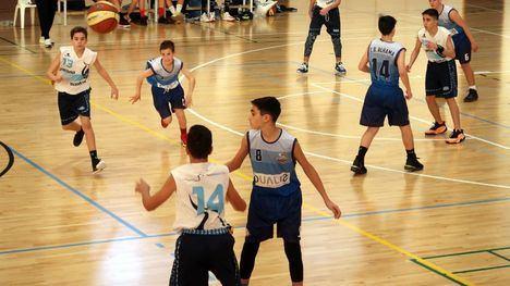Apretada victoria del Dualis CB Alhama contra el Molina 65-63