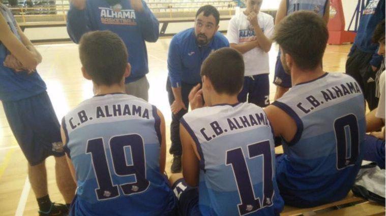 Sabor a victoria del Lyper CB Alhama en su visita a Totana 55-62