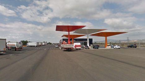 Fallece un camionero de 55 años en el área de servicio Sierra Espuña